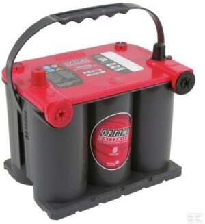 Optima RTU 3.7 Batterie de Démarrage AGM
