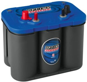 Optima BTDSLIM 4.2 Batterie Marine AGM