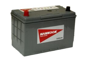 Hankook 90Ah Batterie de loisirs Deep Cycle - DC27S