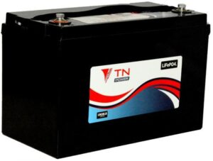 Batterie de Loisirs Lithium LiFePO4 TN Power TN100