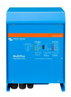 MultiPlus 24/3000/70-50 VE.Bus Victron Energy – PMP242301011