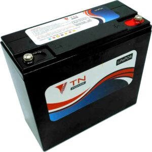 Batterie de Loisirs Lithium LiFePO4 TN Power TN24