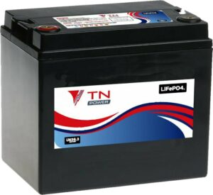Batterie de Loisirs Lithium LiFePO4 TN Power TN33