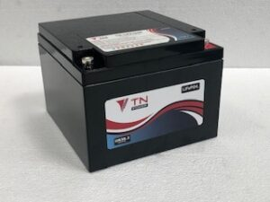 Batterie de Loisirs Lithium LiFePO4 TN Power TN30