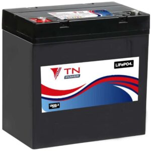 Batterie de Loisirs Lithium LiFePO4 TN Power TN54