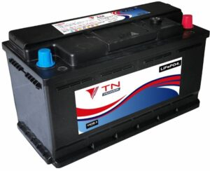 Batterie de Loisirs Lithium LiFePO4 TN Power TN110