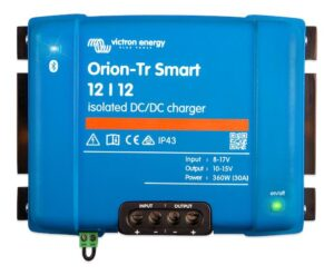 Chargeur Orion-Tr Smart CC-CC 12/12-18A (220W) Isolé Victron Energy – ORI121222120