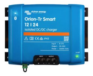 Chargeur Orion-Tr Smart CC-CC 12/24-10A (240W) Isolé Victron Energy – ORI122424120