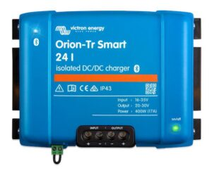 Chargeur Orion-Tr Smart CC-CC 24/12-20A (240W) Isolé Victron Energy – ORI241224120