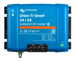 Chargeur Orion-Tr Smart CC-CC 24/24-12A (280W) Isolé Victron Energy – ORI242428120