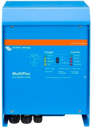 MultiPlus 12/3000/120-16 VE.Bus Victron Energy – PMP122300001