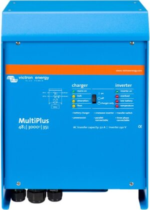MultiPlus 48/3000/35-50 VE.Bus Victron Energy – PMP483021010