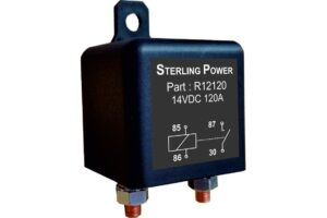Sterling Power Conventional Ignition Fed Relays 12V 120A – R12120