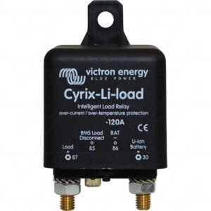 Relais de Charge Intelligent Cyrix-Li-load 12/24V 120A Victron Energy – CYR010120450