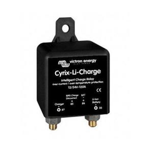 Relais de Charge Intelligent Cyrix-Li-charge 12/24V 120A Victron Energy – CYR010120430