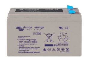 Batterie AGM Super Cycle 12V 15Ah Victron Energy - BAT412015080