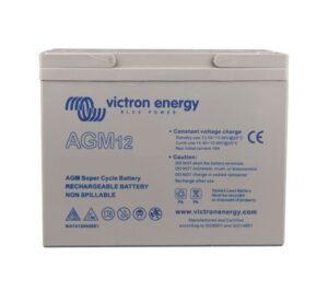 Batterie AGM Super Cycle 12V 25Ah Victron Energy - BAT412025081